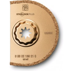 "STARLOCK 169 CARBIDE SEGMENTED 3-9/16"" GROUT BLADE - KERF 3/32"""