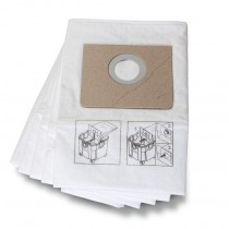 Fleece Filter Bag 5 pack for Turbo II  9-20-28  part# 3-13-45-062-01-0